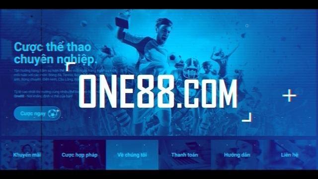 One88 là một sân chơi cá cược giải trí và kiếm tiền